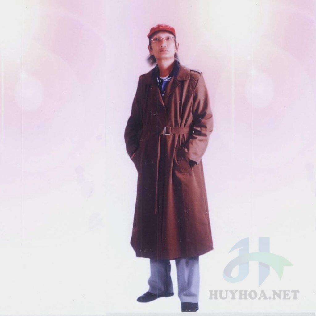 Nhạc sĩ Giao Tiên thời trẻ