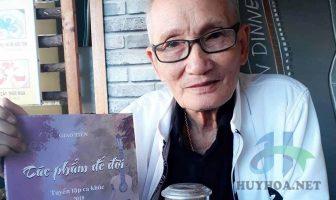Nhạc sĩ Giao Tiên bên tác phẩm mới năm 2018