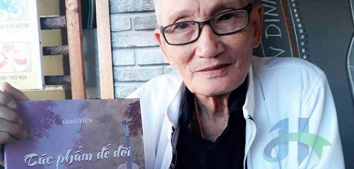 """Tuyển tập ca khúc """"Chuyện Tình Nơi Làng Quê"""" của nhạc sĩ Giao Tiên"""