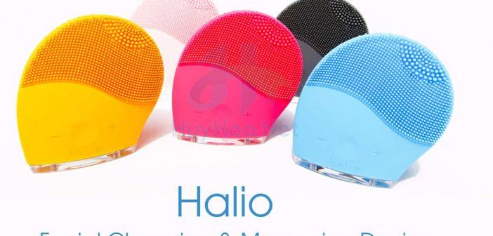 Máy rửa mặt Halio Facial Cleansing