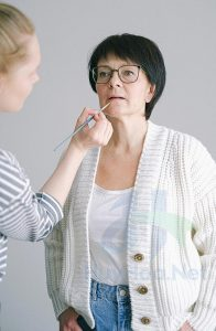 Lips are often left out of the anti-aging conversation.