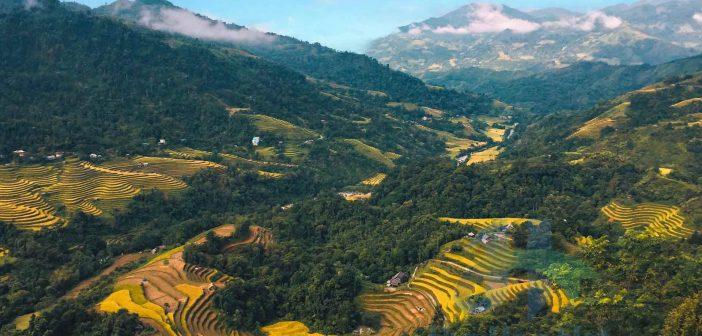 Hy vọng trong tương lai không xa, Hà Giang sẽ có cách khai thác và phát triển du lịch ở Bản Phùng