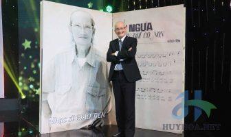 Nhạc sĩ Giao Tiên - HuyHoa.Net
