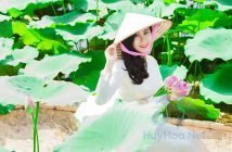 "The ""Ao Dai"" of Vietnamese ladies is important symbols in Vietnamese culture"