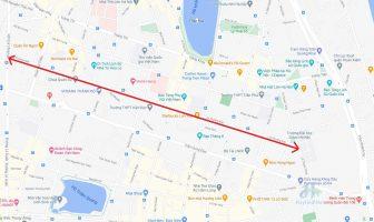 Ly Thuong Kiet street on Google Map