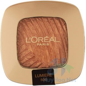 Color Riche Lumiere Mono Eyeshadow in 500 Gold Mania