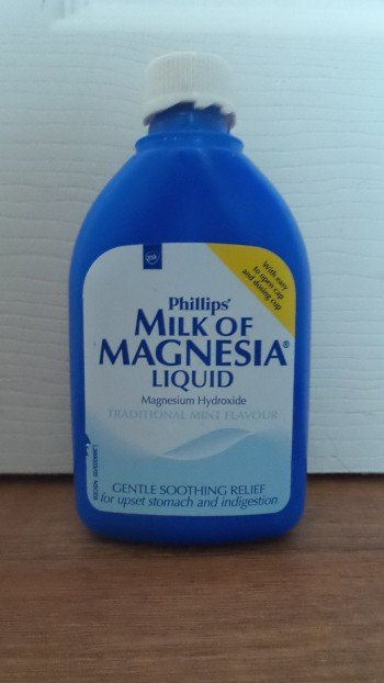 Using Milk of Magnesia is an effective way to treat oily skin