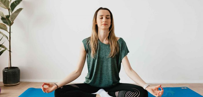 Anxiety Relief: Mindfulness Meditation is best practiced together with deep breathing exercises