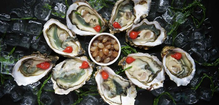 Oysters have been a reputed aphrodisiac at least since the Roman Empire