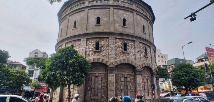 Hang Dau water tower