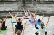 The healthy back series uses yoga practice as an approach towards healing acute and chronic back pain