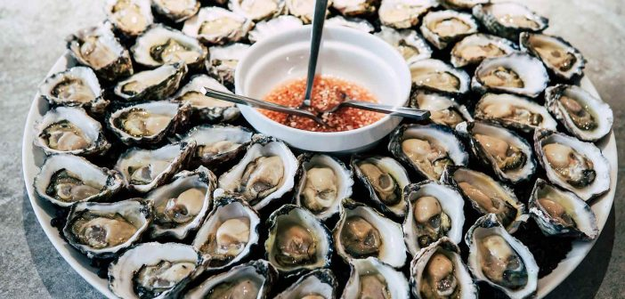 Oysters are a highly nutritional dish