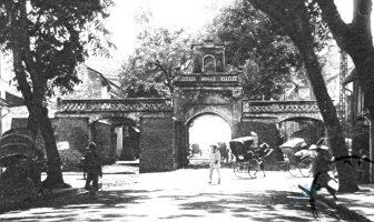 O Quan Chuong - Hanoi city gate