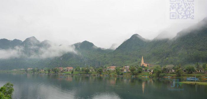 Sông Son Quảng Bình, đường thủy dẫn vào Phong Nha Kẻ Bàng