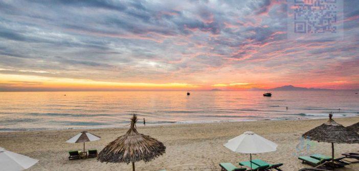 Cảnh đẹp bãi biển Việt Nam