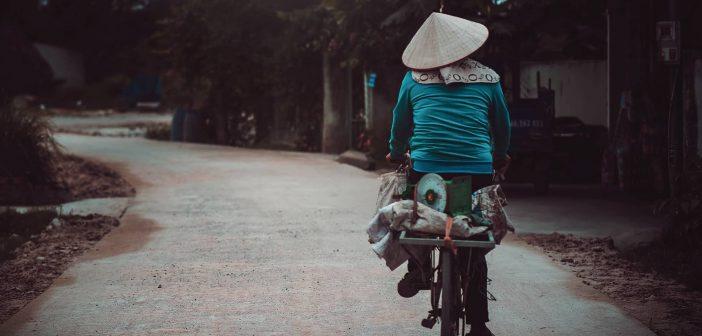 Hình ảnh đẹp nơi làng quê Việt nam