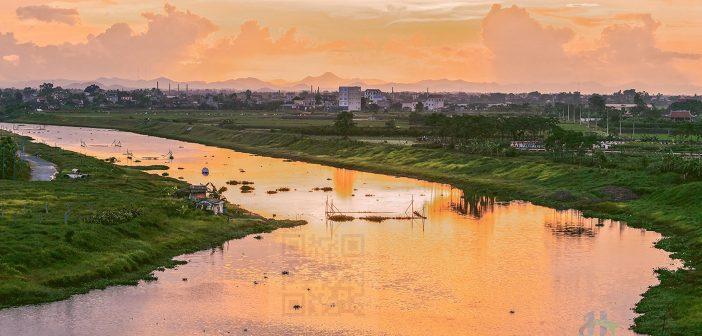 Cầu Phùng - Sông Đáy - Đan Phượng, Hà Nội.