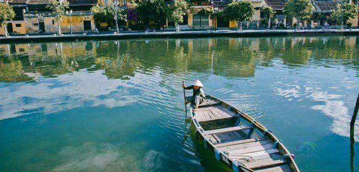 Sông Thu Bồn, Hội An, Quảng Nam
