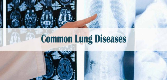 most common lung disease