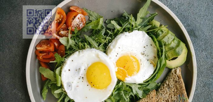 Eggs are the ultimate superfood