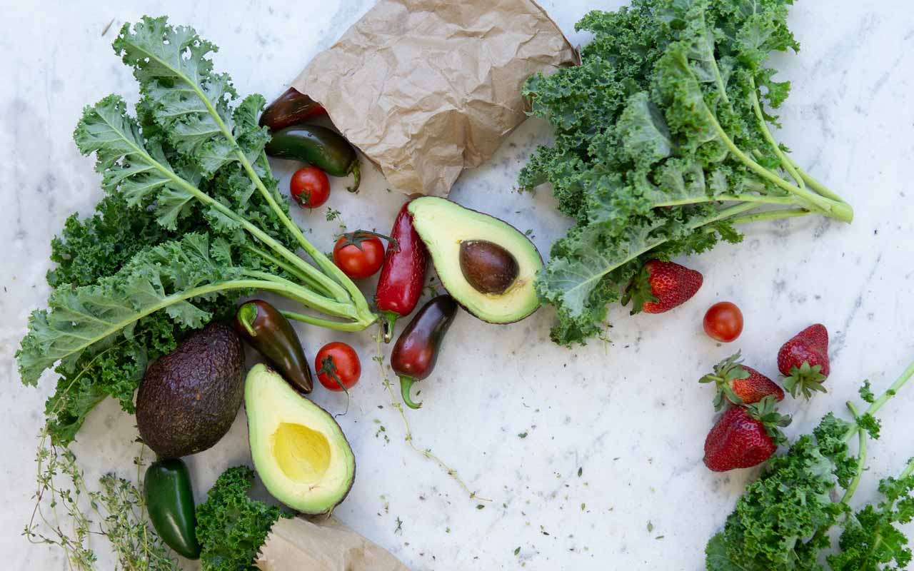 Vegetables are an essential part of a healthy meals for pregnant women