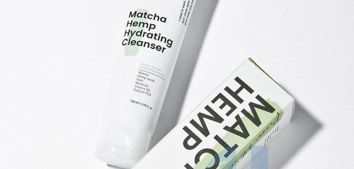 Krave Matcha Hemp Hydrating Cleanser - loại sữa rửa mặt trà xanh đặc biệt tót cho các bạn nam