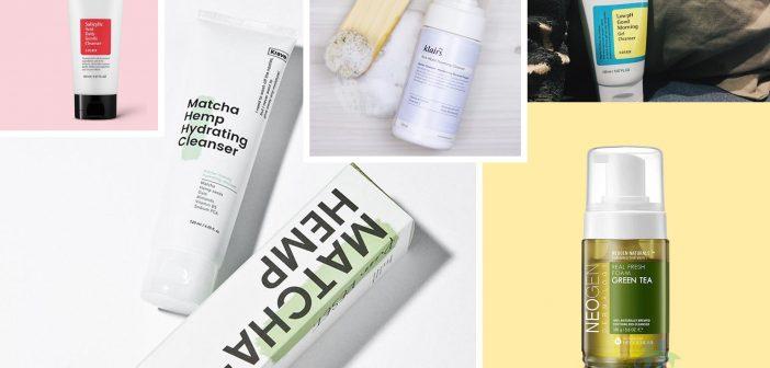 5 Loại Sữa Rửa Mặt Hàn Quốc Tốt Nhất cho da dầu, da mụn, da khô