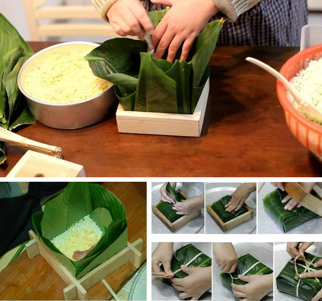 best way to make banh chung