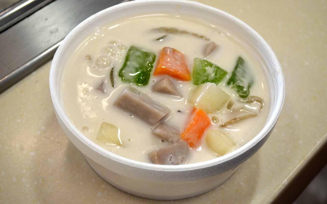 Chè Bà Ba – Sweet potato, Taro and Cassava Dessert
