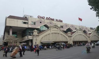 Dong Xuan Market - A Famous Markets in Hanoi