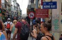 Hang Bac Street, Hanoi