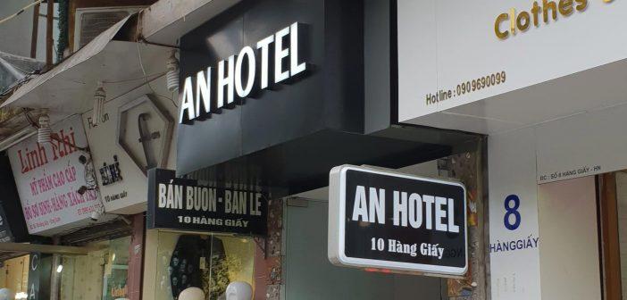 An Hotel, 10 Hang Giay Street
