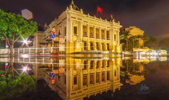 Hanoi Opera House - Nhà hát lớn Hà Nội