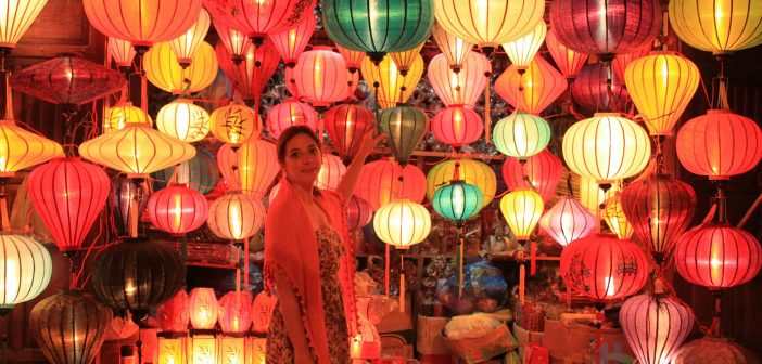 Hoi An - City of Lanterns