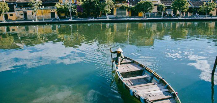 Hoi An - The peaceful city