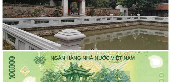 Van Mieu – Quoc Tu Giam is one of the most important destinations in Hanoi.