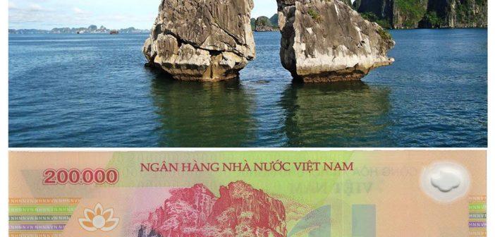 Halong Bay , a world natural heritage highlights.