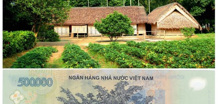 Cottage simplicity of President Ho Chi Minh in Nam Dan, Nghe An.