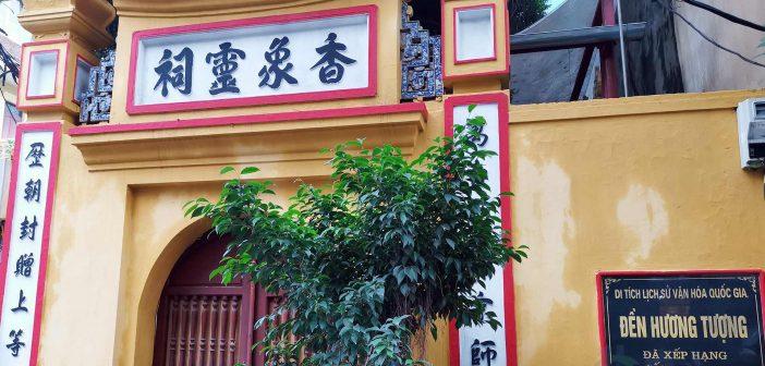 Huong Tuong Temple - aka Ma May Temple
