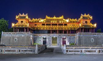 Ngo Mon Gate - The beautiful of Hue citadel