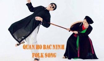Quan Ho Bac Ninh folk song - The traditional vietnamese music