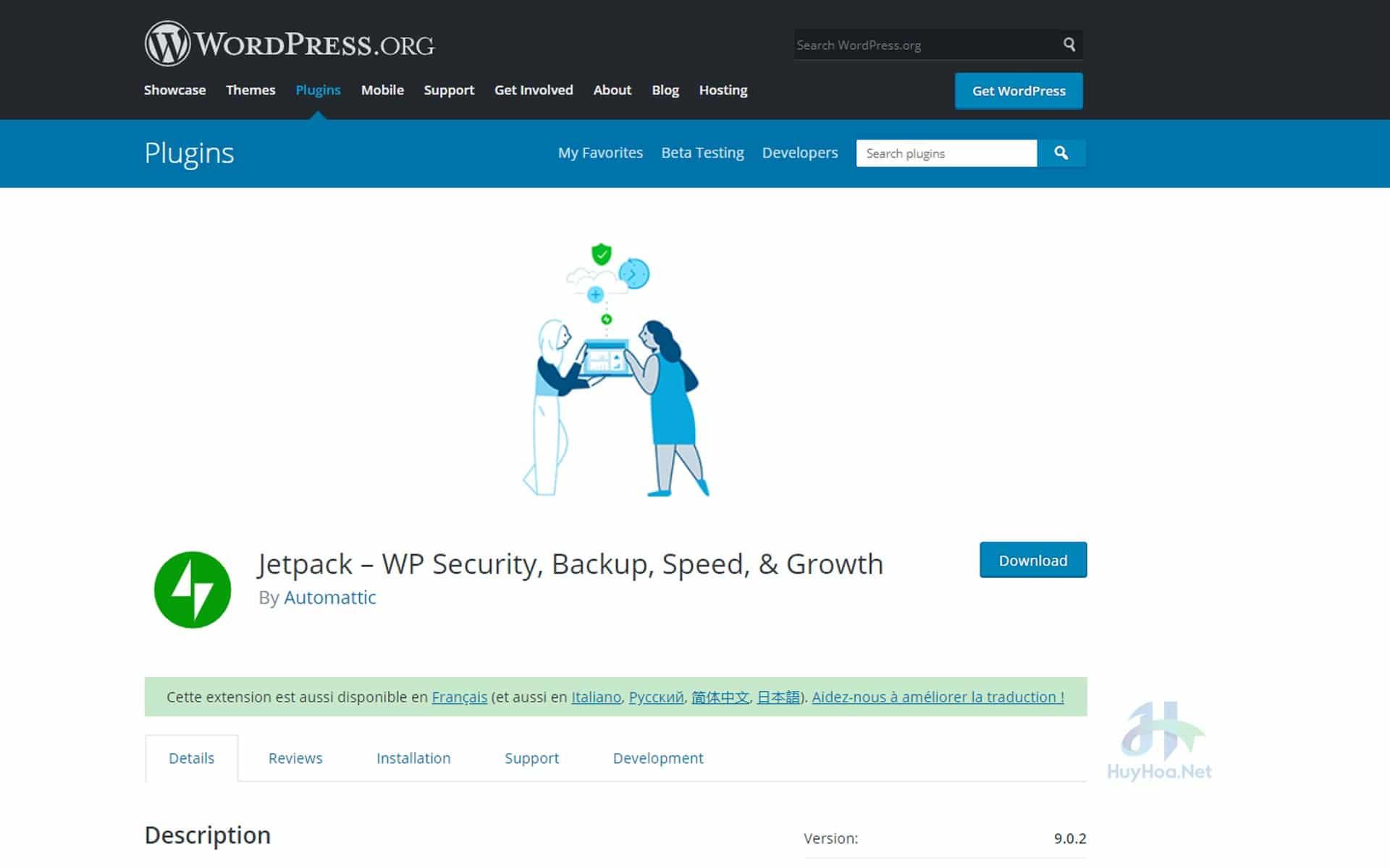 Đếm lượt xem bài viết WordPress dùng Jetpack