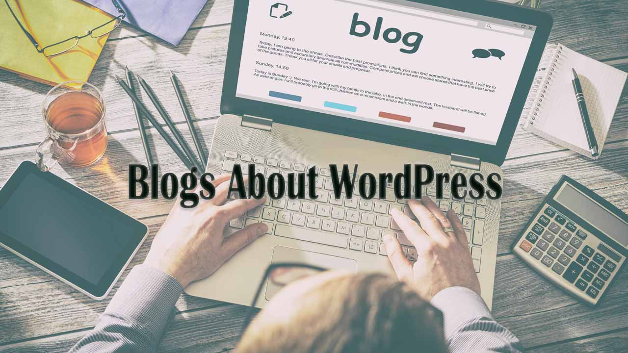 70+ Specialized Blogs About WordPress