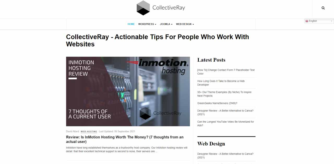 CollectiveRay - Actionable Tips For People Who Work With Websites