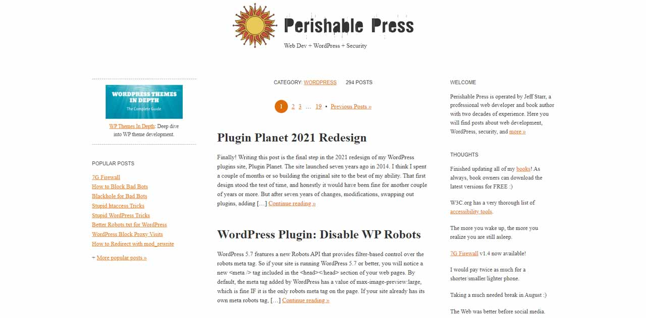 Perishable Press